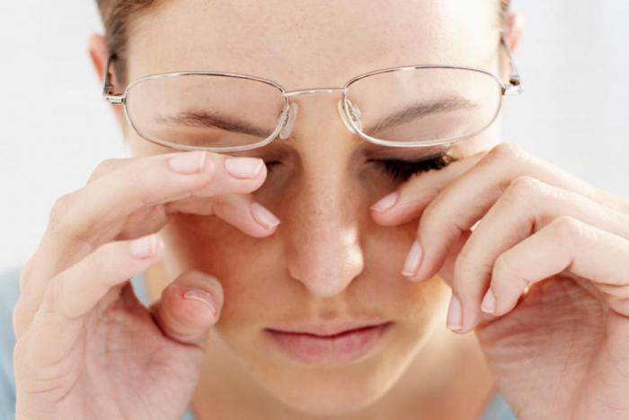 Что помогает от боли в глазах в домашних условиях 928